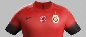 İşte Galatasaray'ın Üçüncü Forması