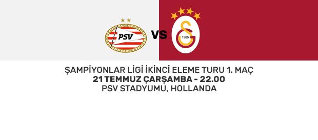 Maça Doğru | PSV Eindhoven - Galatasaray