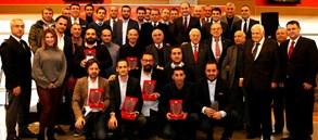 'Sarı Kırmızı Kareler' yarışması sonuçlandı