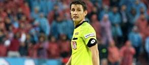TFF Süper Kupa mücadelesinin hakemi Halil Umut Meler