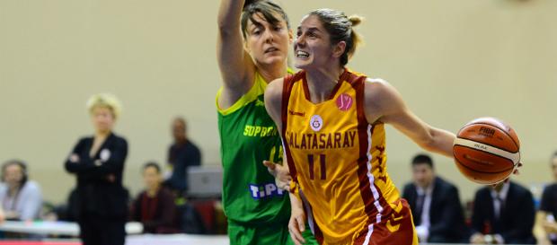 Galatasaray 73–75 Sopron Basket
