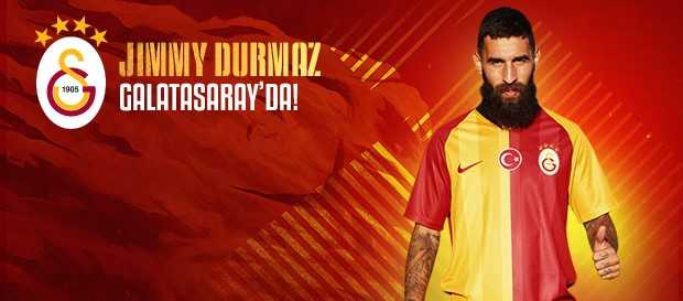 Jimmy Durmaz Galatasaray'da