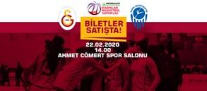Samsun Canik Belediye maçı biletleri satışta