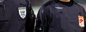 Dinamo Bükreş Maçının Hakemleri Belli Oldu