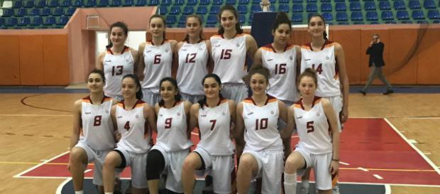Yıldız kız | Galatasaray 70–45 Mersin BB