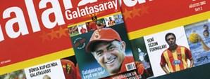 Galatasaray Dergisi 2. Sayı İçeriği
