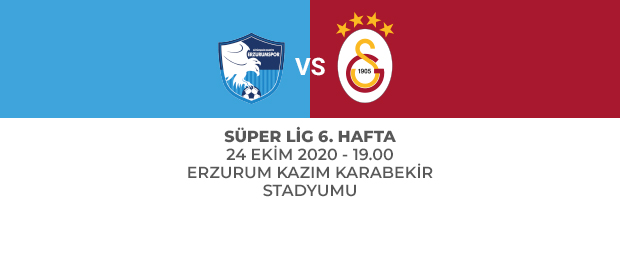 Maça doğru | BB Erzurumspor - Galatasaray