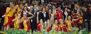 ŞAMPİYON GALATASARAY | Galatasaray 71 - Fenerbahçe 55