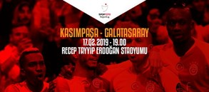 Maça doğru | Kasımpaşa - Galatasaray