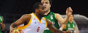Galatasaray Cafe Crown 89 - Darüşşafaka Cooper Tires 82