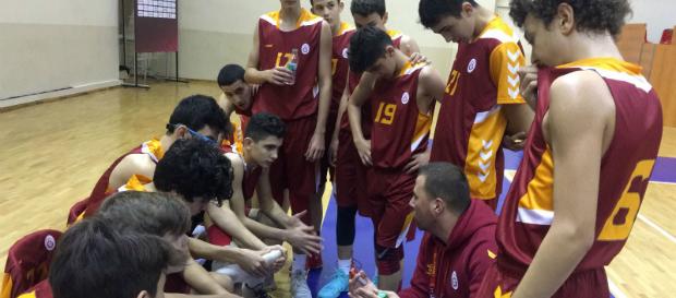 U14 Erkek | Galatasaray 56-46 FMV Işık Spor