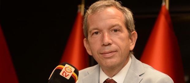 """Yönetim Kurulu Sözcümüz Remzi Sanver: """"Galatasaray, eğitim ve sporun müstesna bir birlikteliğidir"""""""