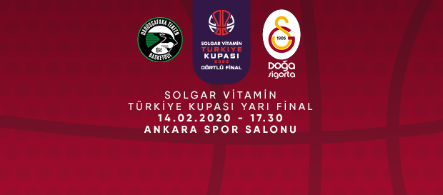 Maça Doğru | Darüşşafaka Tekfen - Galatasaray Doğa Sigorta