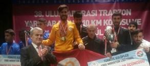 Türkiye Kulüpler Yarı Maraton Ligi Şampiyonu Galatasaray