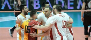 Arkas Spor 0-3 Galatasaray HDI Sigorta