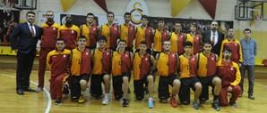 Galatasaray Basketbol Akademisi Ciutat De L'Hospitalet Turnuvası'nda