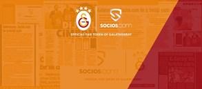 Galatasaray-Socios.com İş Birliği Dünya Basınında