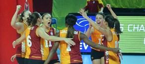 Galatasaray Daikin Final Etabını Garantiledi