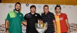Selçuk İnan: Hedefimiz Güzel Futbol İzletip, 3. Kupayı da Kazanmak