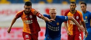MKE Ankaragücü 1-0 Galatasaray