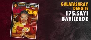 Galatasaray Dergisi'nin 175. sayısı bayilerde