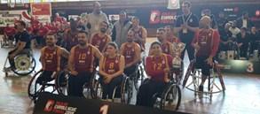 EuroLeague 1 şampiyonu Galatasaray!