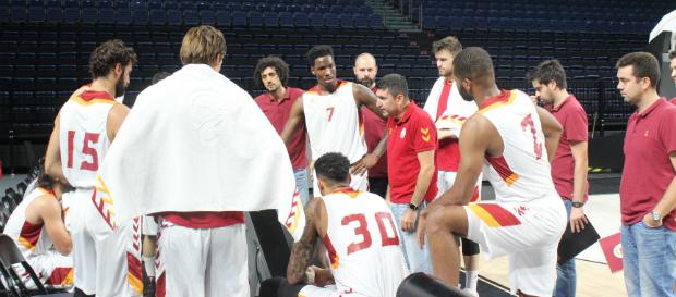 Hazırlık Maçı   Galatasaray 86-76 Sakarya Büyükşehir Basketbol