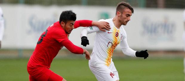 Hazırlık Maçı   Galatasaray 3-3 Eskişehirspor