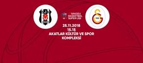 Maça doğru | Beşiktaş Sompo Japan - Galatasaray