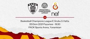 Maça Doğru | PAOK Mateco - Galatasaray Nef