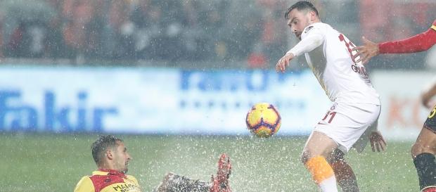Göztepe 0-1 Galatasaray