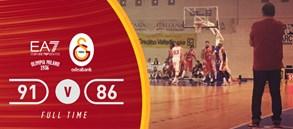 Olimpia Milano 91–86 Galatasaray Odeabank