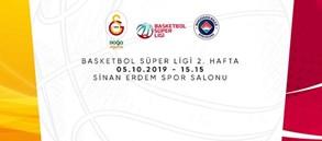 Maça Doğru | Galatasaray Doğa Sigorta - Bahçeşehir Koleji