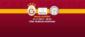 Maça Doğru | Galatasaray - Çaykur Rizespor