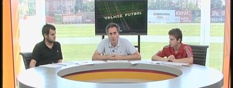 """""""Yalnız Futbol""""  GSTV'de Başlıyor"""