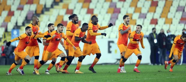 Galatasaray, Ziraat Türkiye Kupası'nda çeyrek finalde!