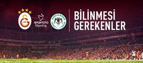 OPTA FACTS | Galatasaray – Atiker Konyaspor