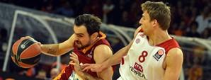 RH Gaziantep Basketbol 69 - 65 Galatasaray Liv Hospital