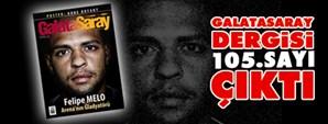 Galatasaray Dergisi 105. Sayısı Bayilerde