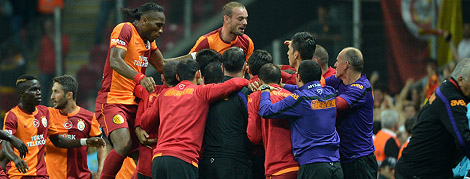 Galatasaray 1 – 1 Çaykur Rizespor