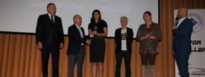 Galatasaray Odeabank Yılın En İyi Takımı Ödülünü Aldı