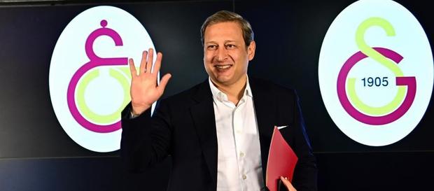 """Başkan Burak Elmas: """"Galatasaray'ın geleceğini sürdürülebilir başarılarla dolu kılacak bir takım kurma hedefindeyiz"""""""