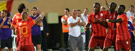 Maça Doğru: SSC Napoli – Galatasaray