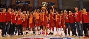 Strasbourg 59–80 Galatasaray Odeabank