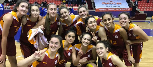 U16 Kız | Galatasaray 70-54 Fenerbahçe