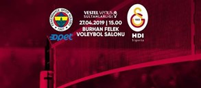 Maça doğru | Fenerbahçe Opet - Galatasaray HDI Sigorta