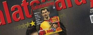 Galatasaray Dergisi 20. Sayı İçeriği