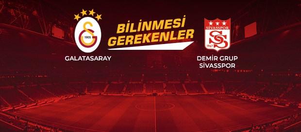Opta Facts | Galatasaray - DG Sivasspor