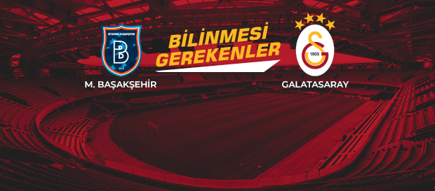 Opta Facts   Medipol Başakşehir - Galatasaray