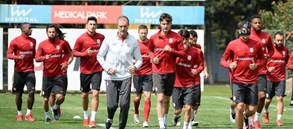 Antalyaspor Maçı Kamp Kadrosu